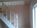 Вид на лестницу с первого этажа