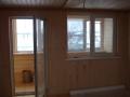Вид на балконное помещение