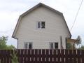 Вид дома сбоку