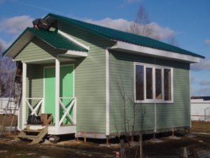 Канадские дома по каркасной технологии в Ярославле
