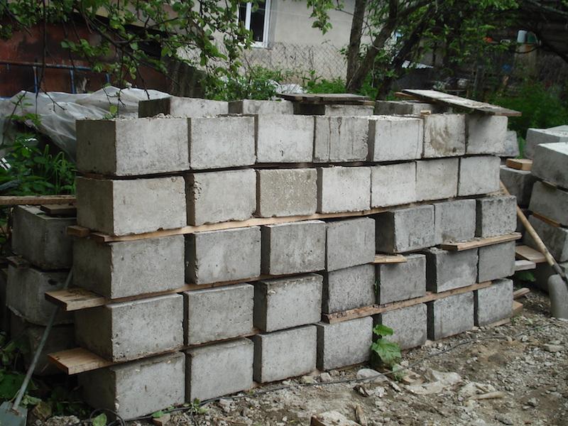 Бетонные блоки для фундамента купить в Ярославле