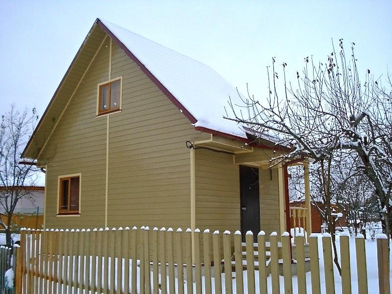 Финская модульная технология строительства дома