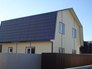 Проект каркасного дома для постоянного проживания 94,0 м²