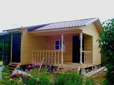 Каркасный дом под ключ для строительства в Ярославле